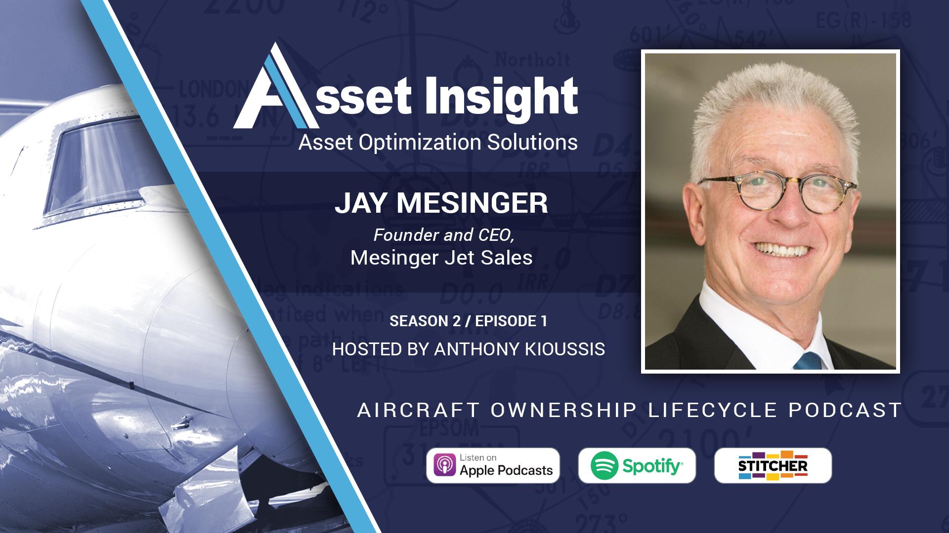 Jay Mesinger: A Look Back at 2020 and Ahead at 2021