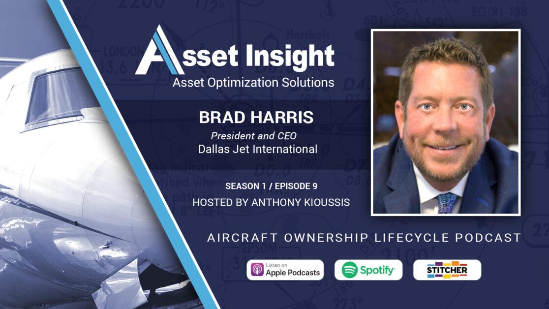 Brad Harris, President & CEO, Dallas Jet International