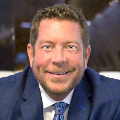 Brad Harris, President and CEO, Dallas Jet International