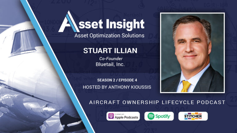 Stuart Illian, a Co-Founder of Bluetail, Inc.