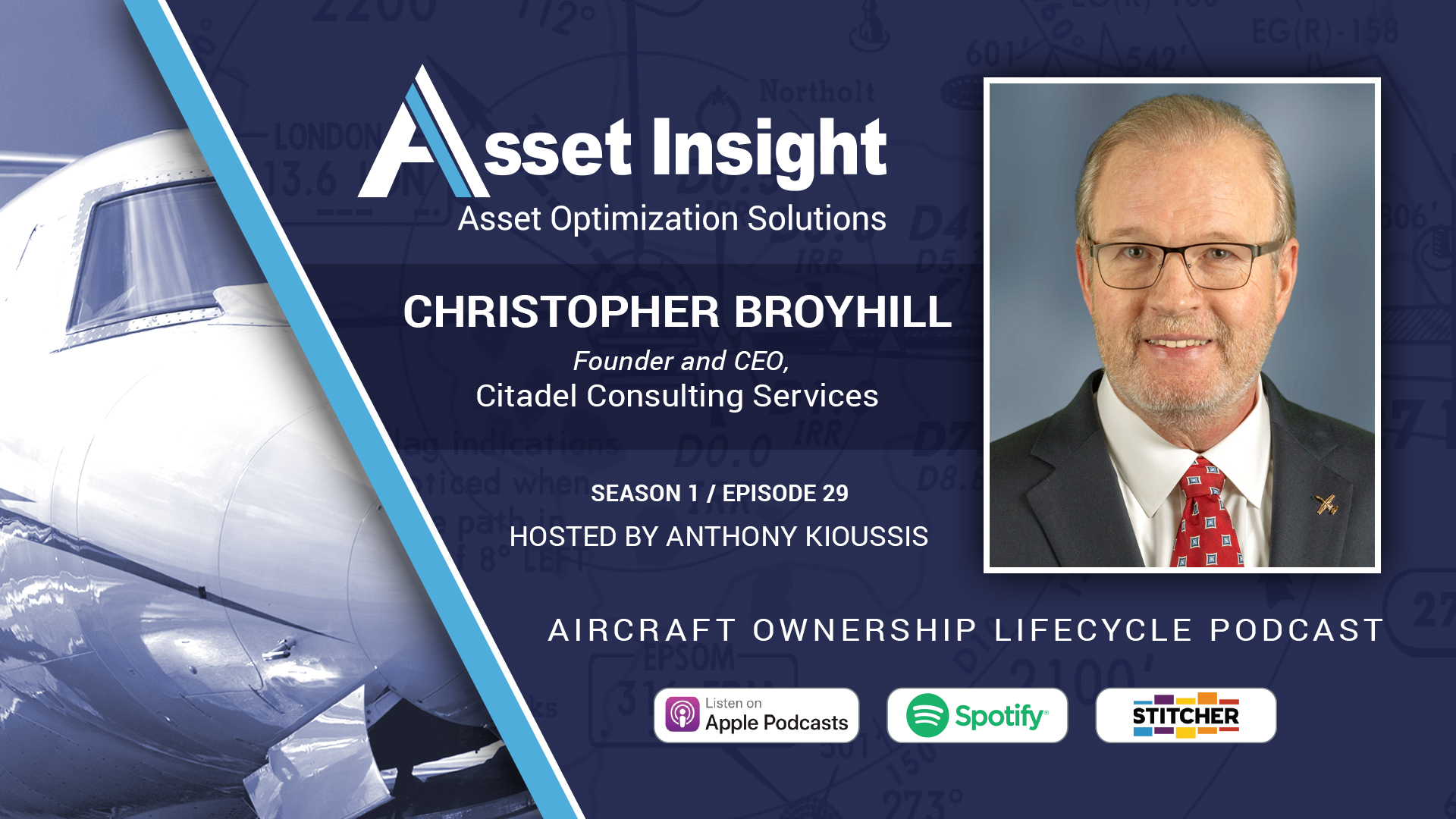 Christopher Broyhill, Season 1, Episode 29