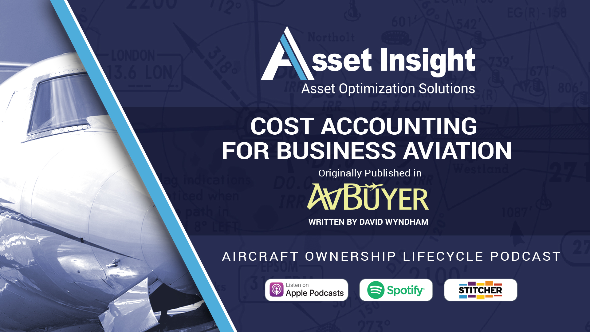 Cost Accounting for Business Aviation David Wyndham