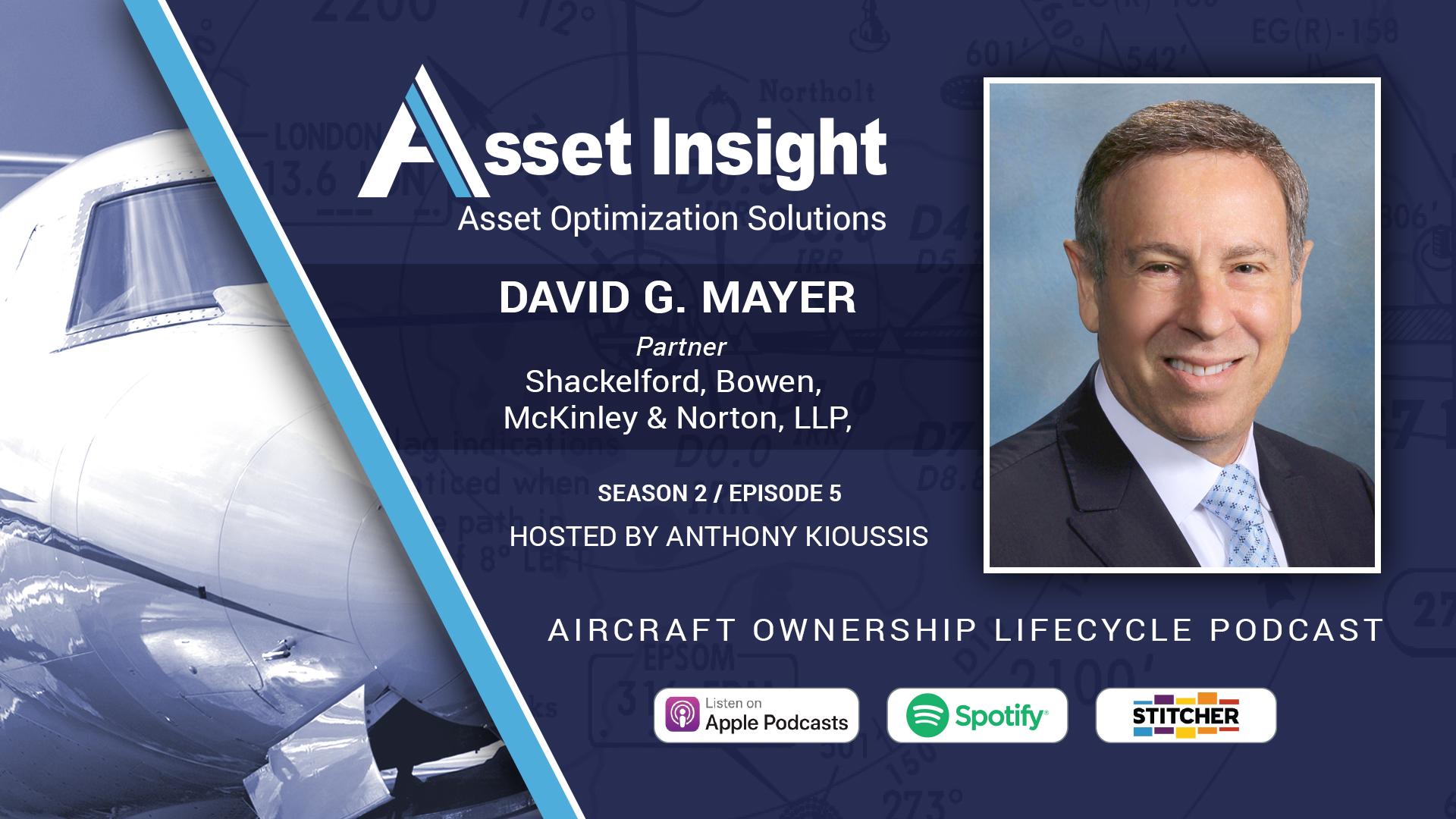 David G. Mayer, Partner, Shackelford, Bowen, McKinley & Norton, LLP