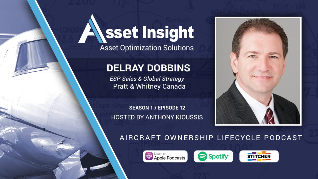 Delray Dobbins, ESP™ Sales & Global Strategy, Pratt & Whitney Canada