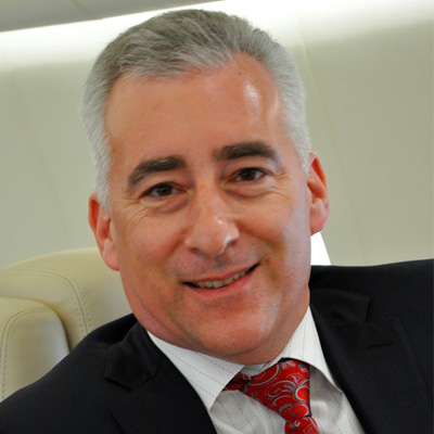 Paul Cardarelli, JETNET Vice President of Sales