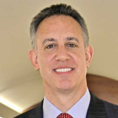 Paul Floreck, Senior Vice President Sales, U.S. & Canada, Dassault Falcon Jet