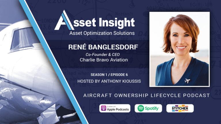 René Banglesdorf, Co-Founder & CEO, Charlie Bravo Aviation