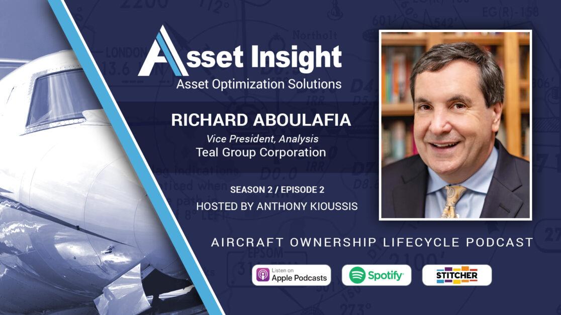 Richard Aboulafia - Season 2 Episode 2