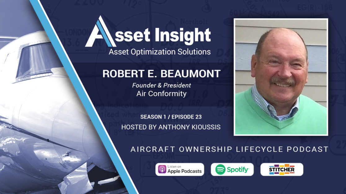 Robert Beaumont AirConformity-S1E23