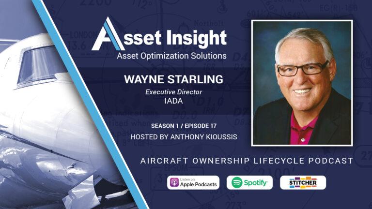 Wayne Starling, Executive Director, IADA